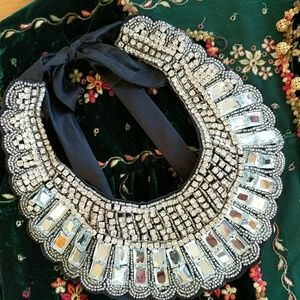 Jewelry - RHINESTONE BIB COLLAR!💎💎💎💎💎💎💎💎💎💎